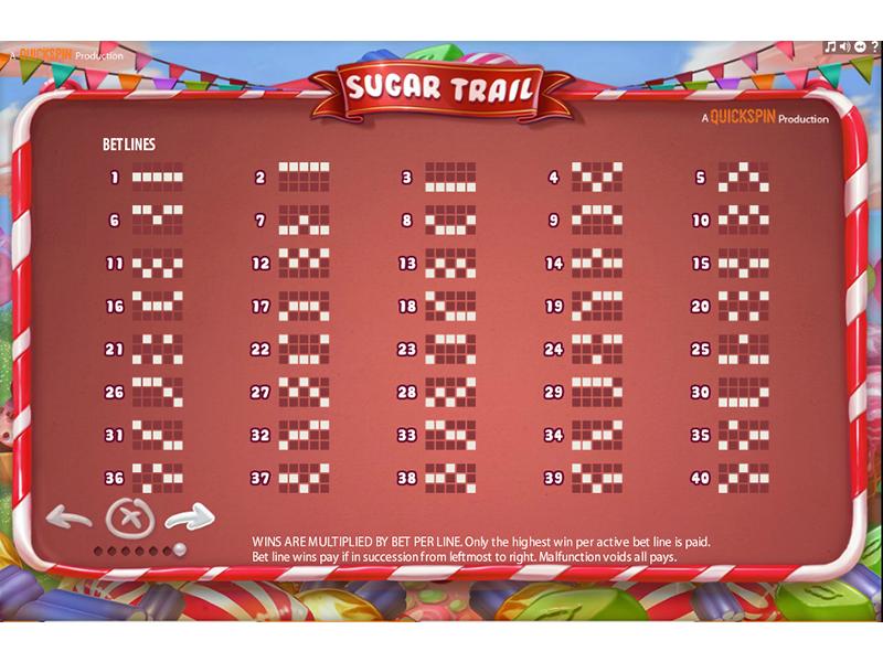 play Sugar Trail online
