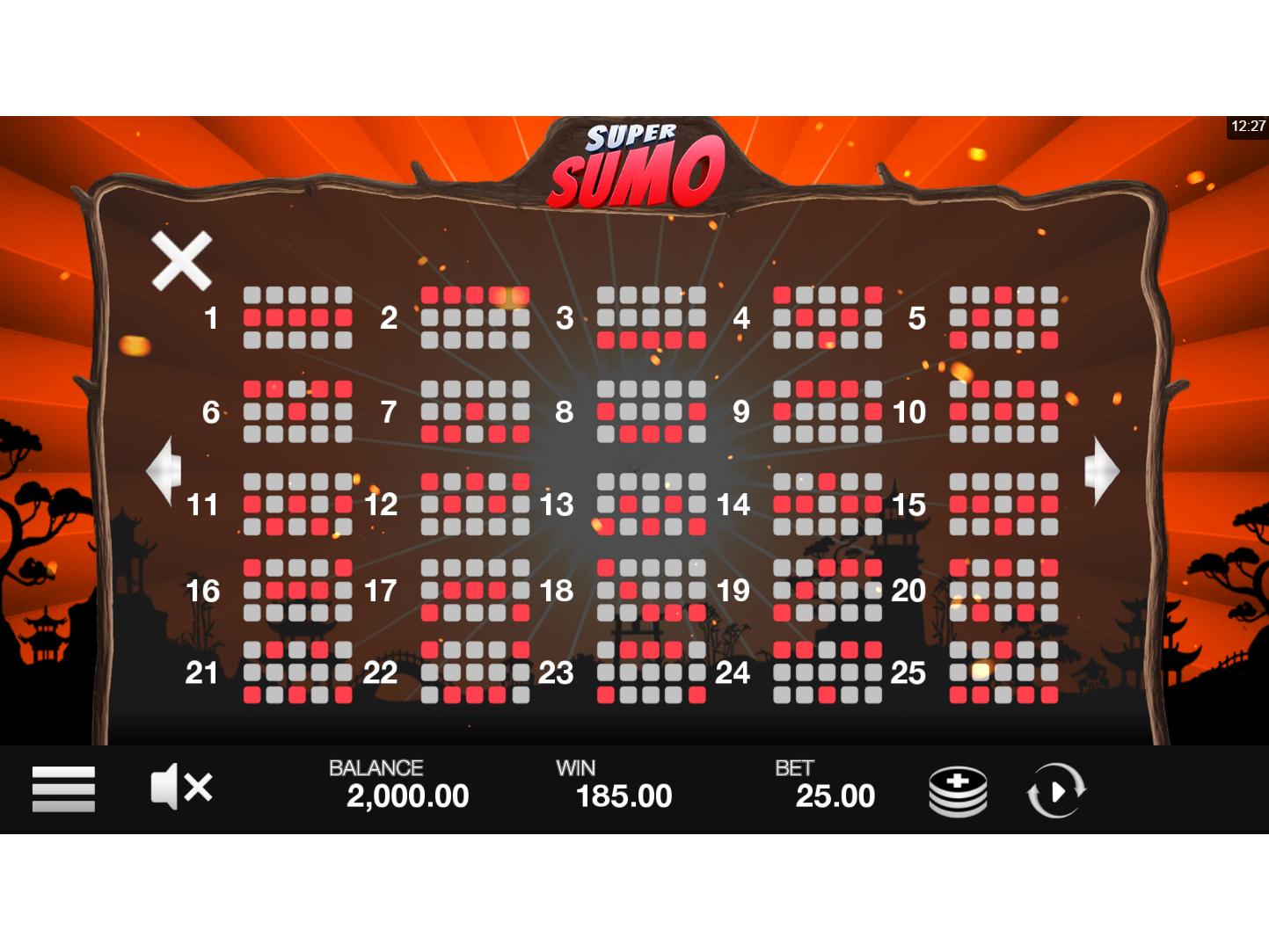 play Super Sumo online