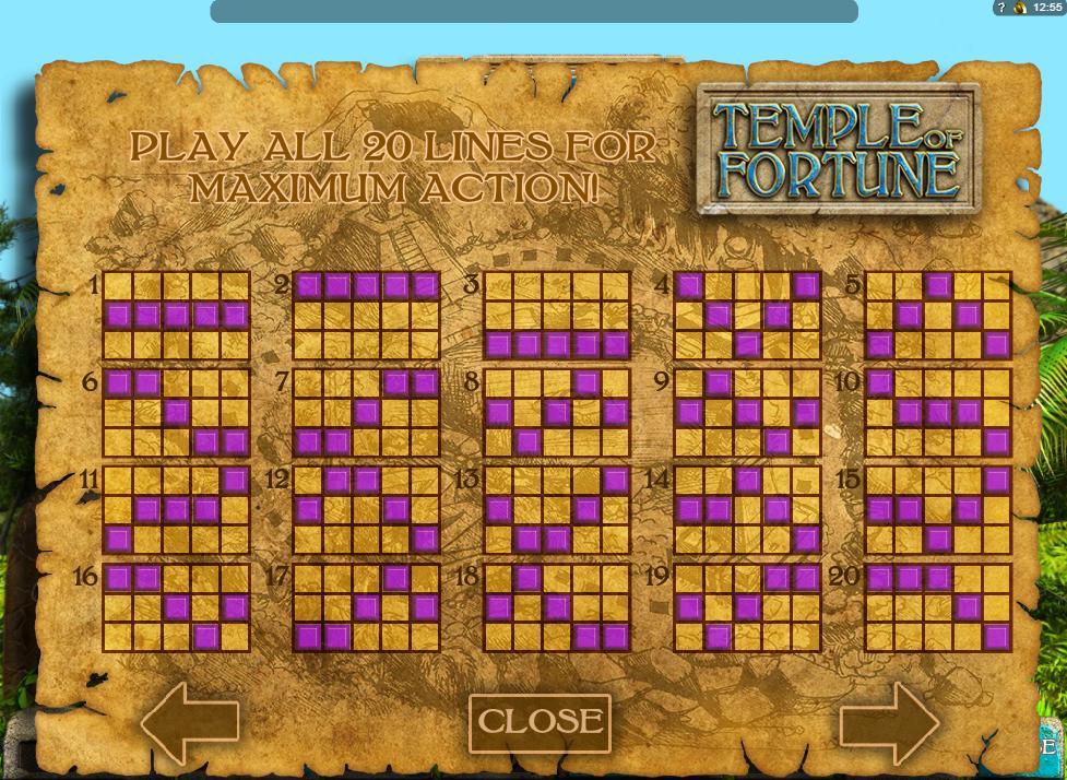 Jetzt Temple of Fortune online spielen