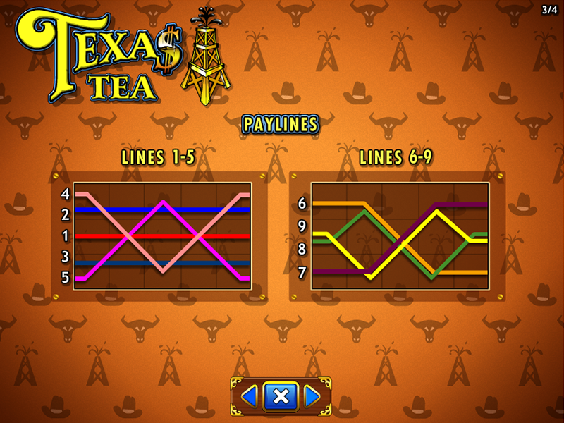 play Texas Tea online