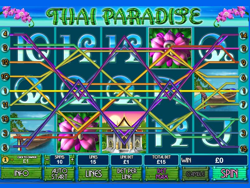 play Thai Paradise online