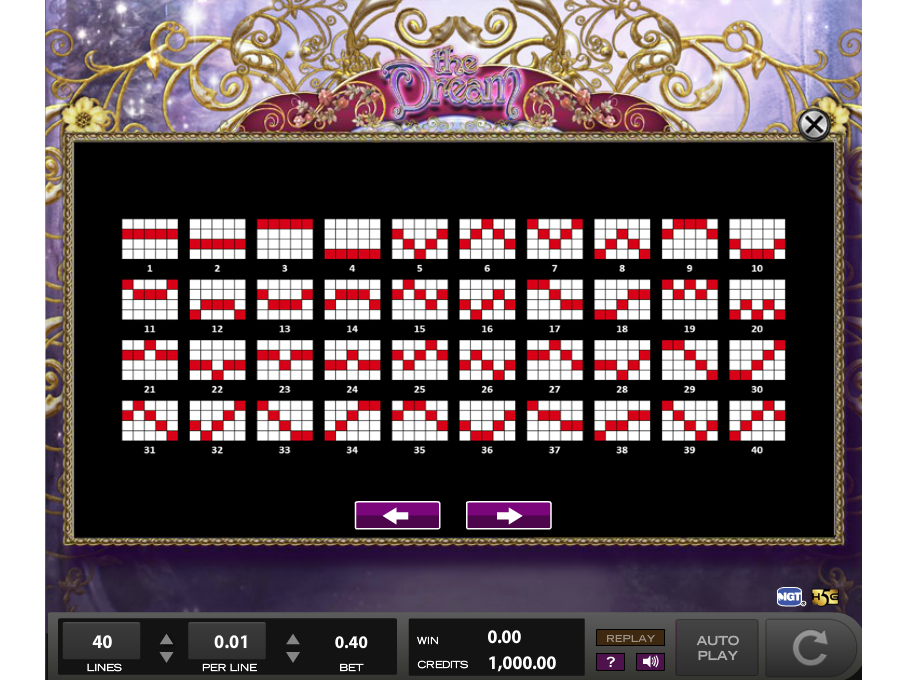 play The Dream online