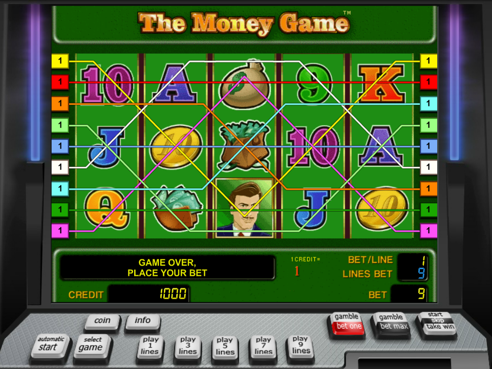 play The Money Game online