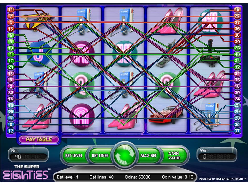 Jetzt The Super Eighties online spielen