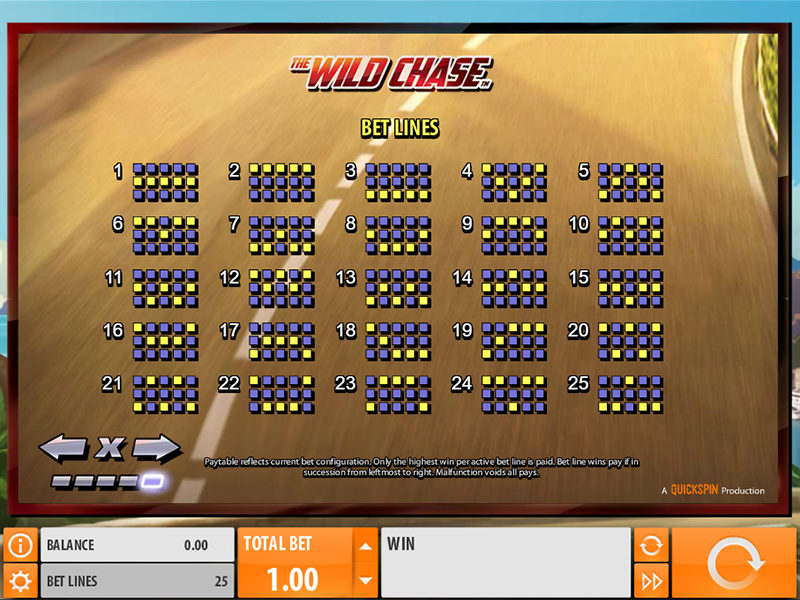 play The Wild Chase online