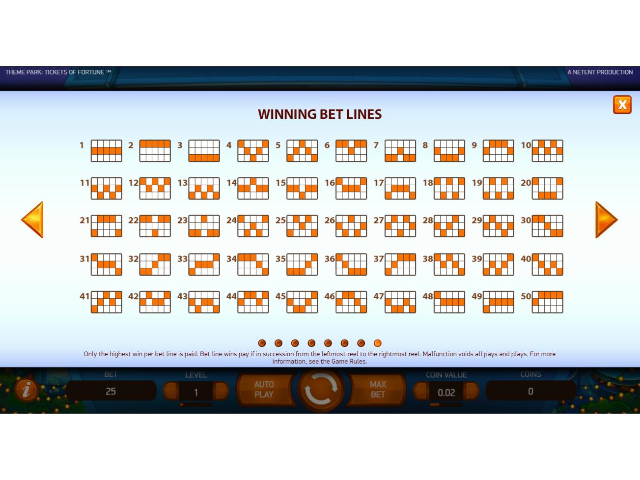 Jetzt Theme Park: Tickets of Fortune online spielen