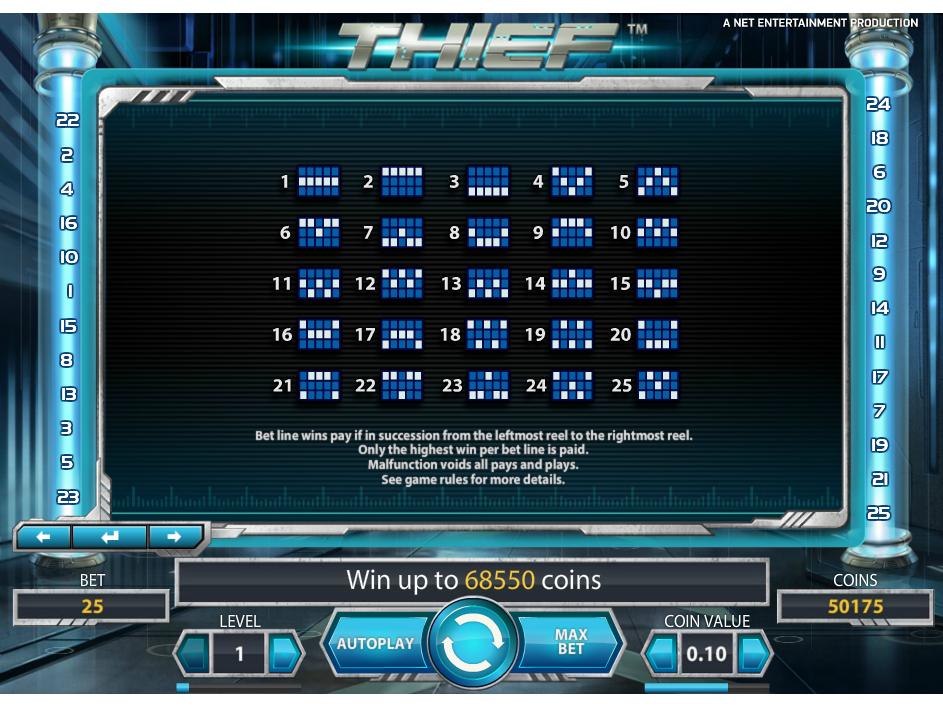 Jetzt Thief online spielen