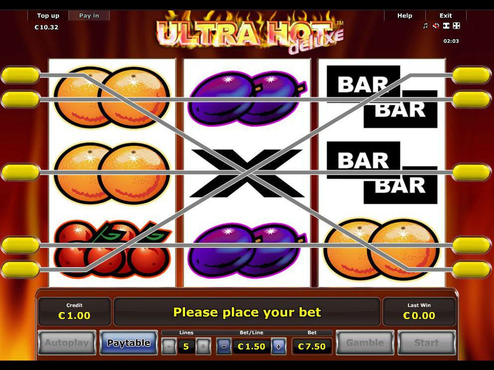 Jetzt Ultra Hot Deluxe online spielen