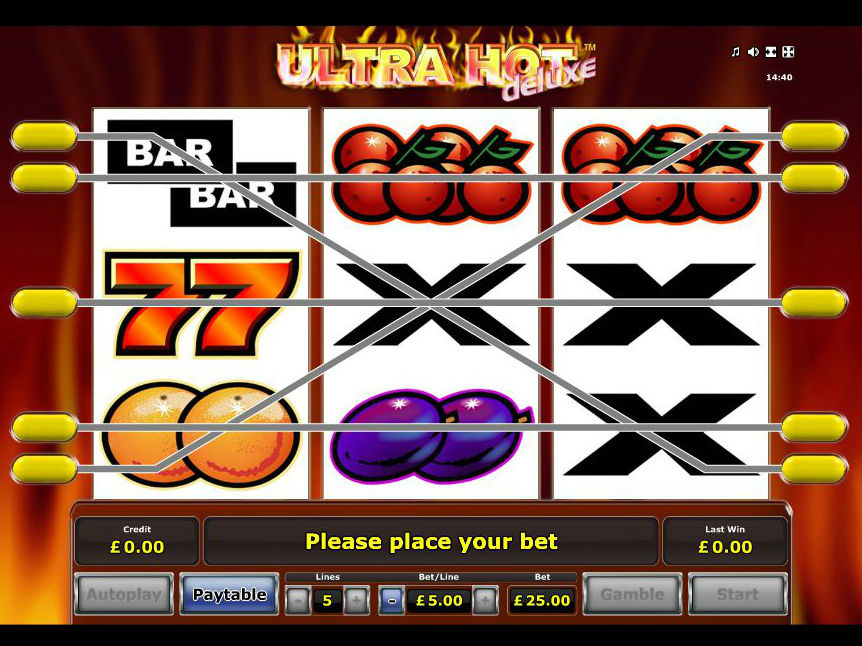 play Ultra Hot Deluxe online