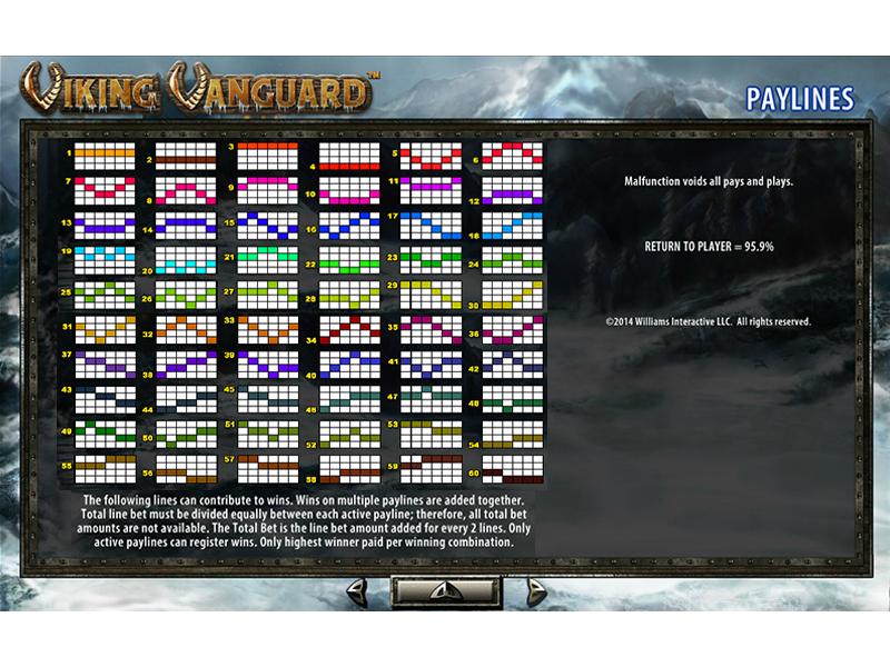 Jetzt Viking Vanguard online spielen