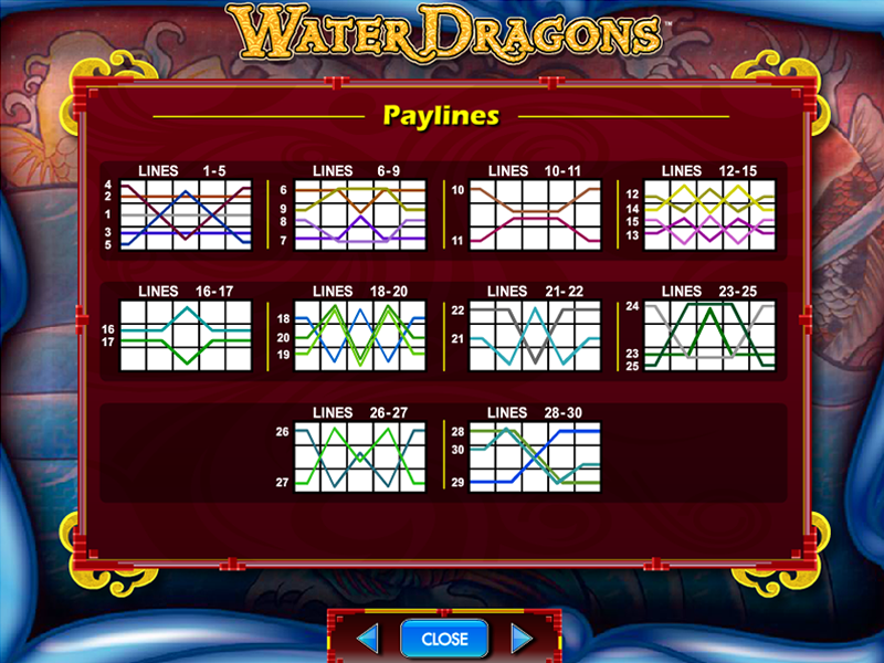 play Water Dragons online