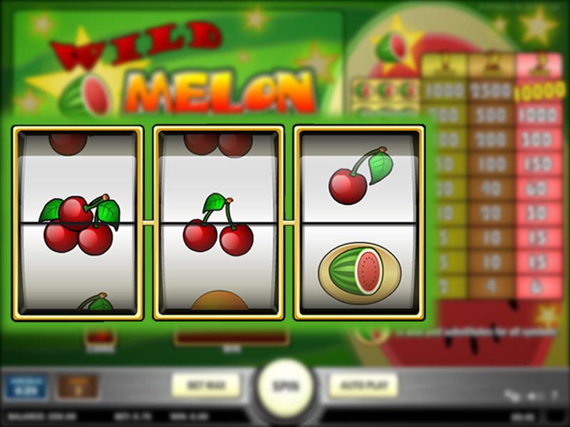 Jetzt Wild Melon online spielen