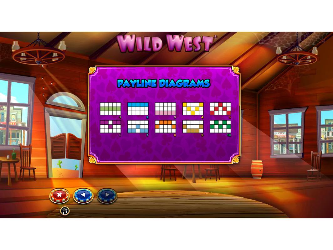 Jetzt Wild West online spielen