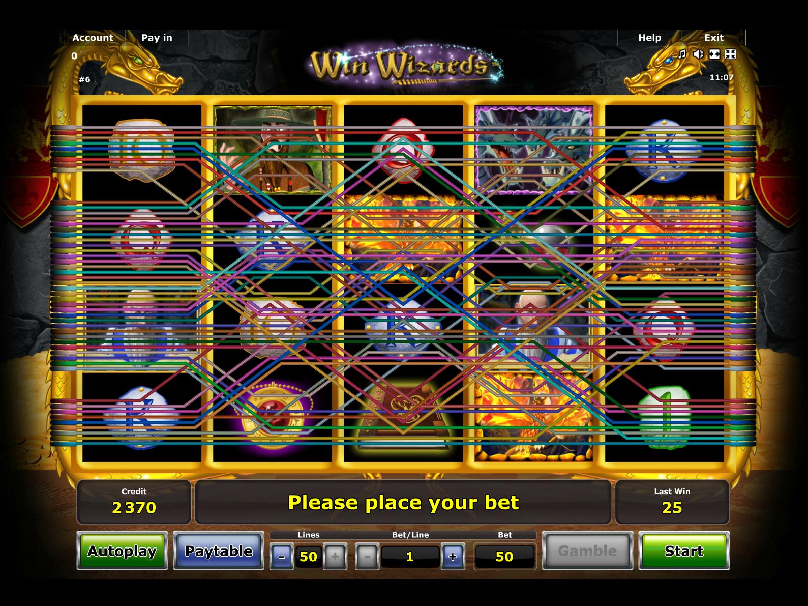 play Win Wizards online