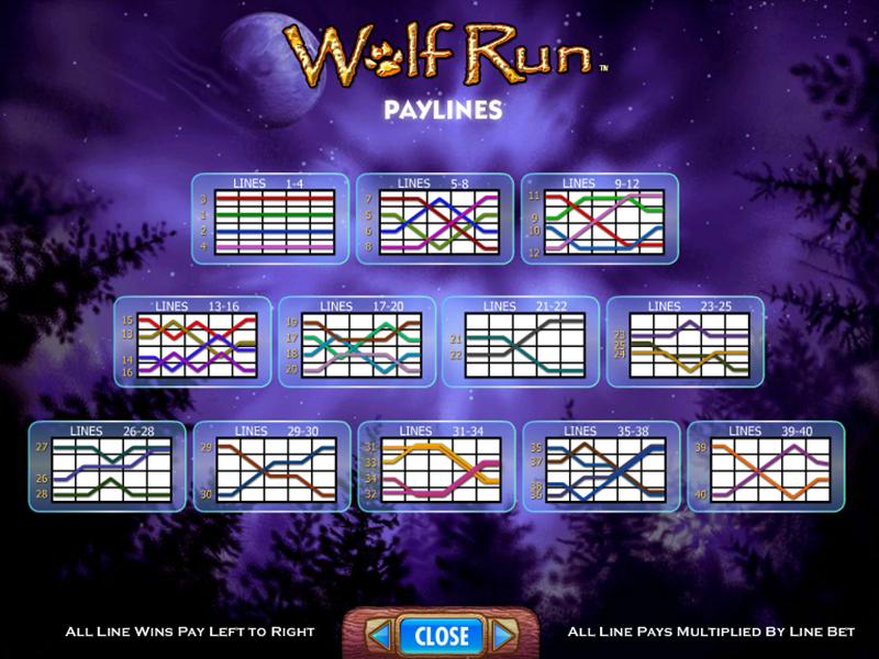 play Wolf Run online