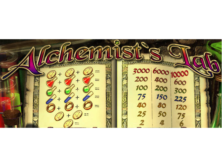 Alchemist's Lab online gratis