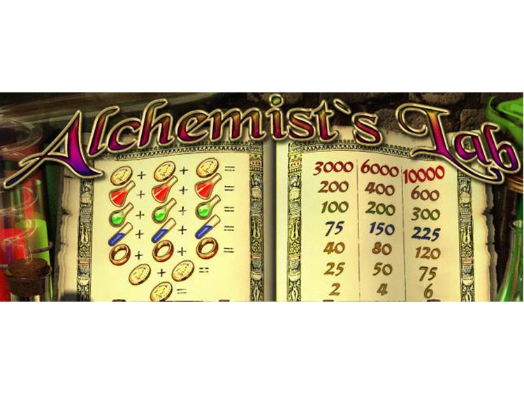 Alchemist's Lab online free