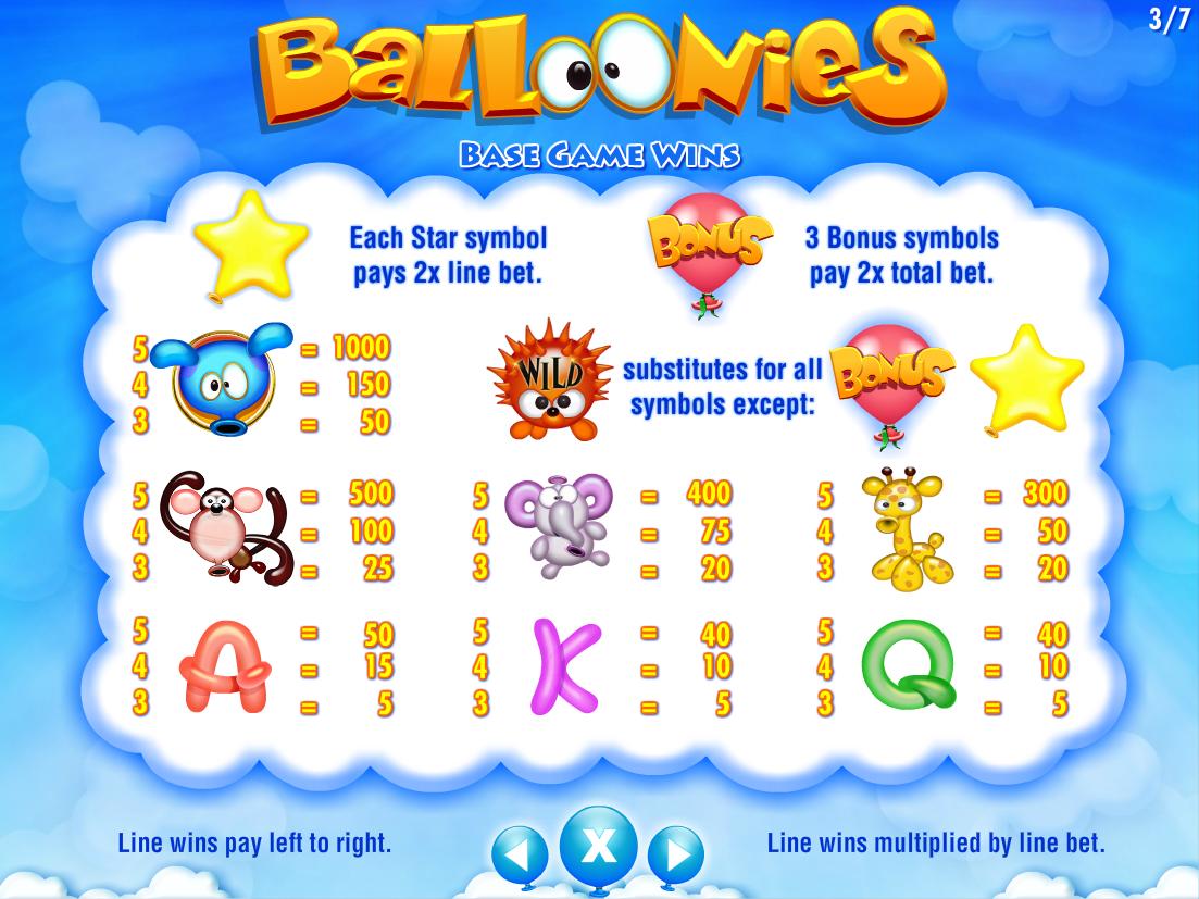 Balloonies online gratis