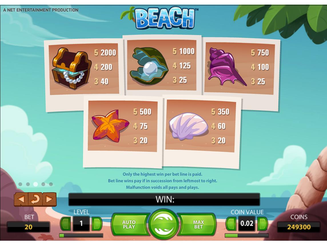 Beach online kostenlos