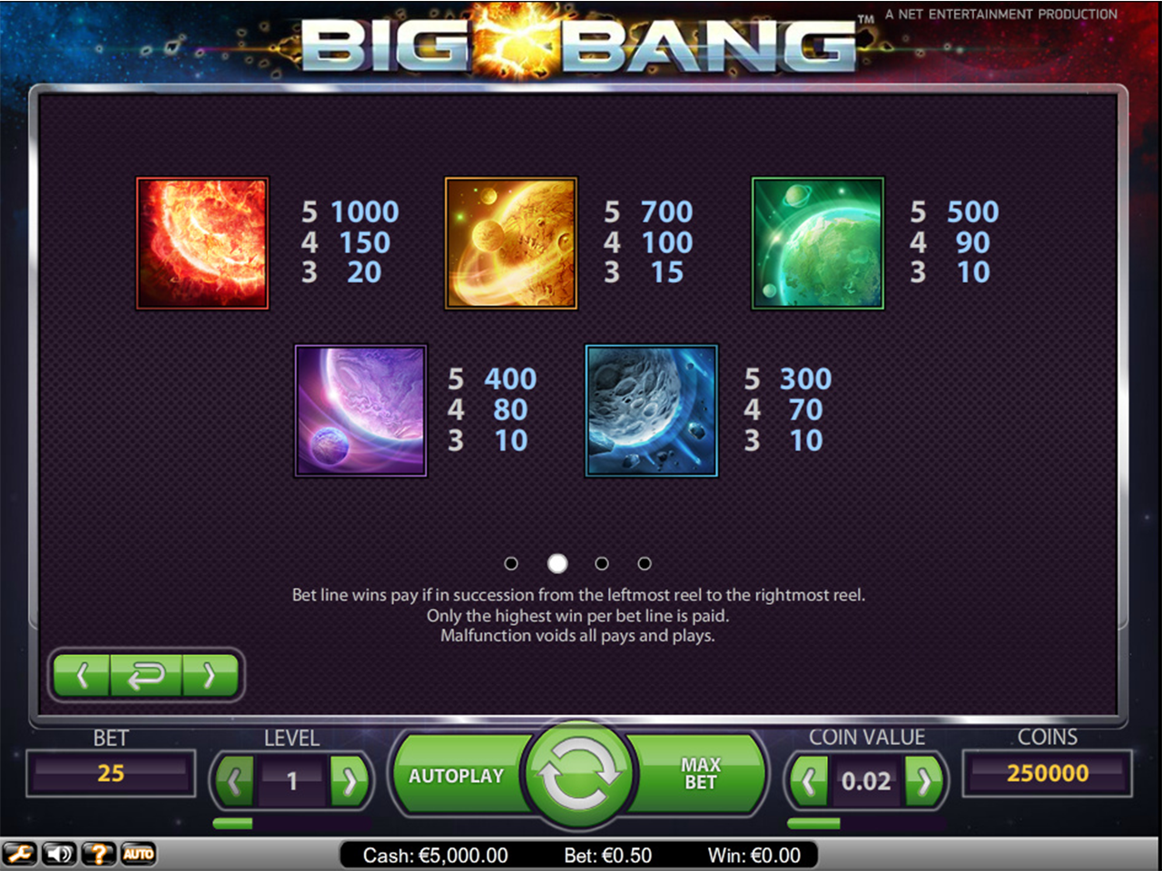 Big Bang online kostenlos