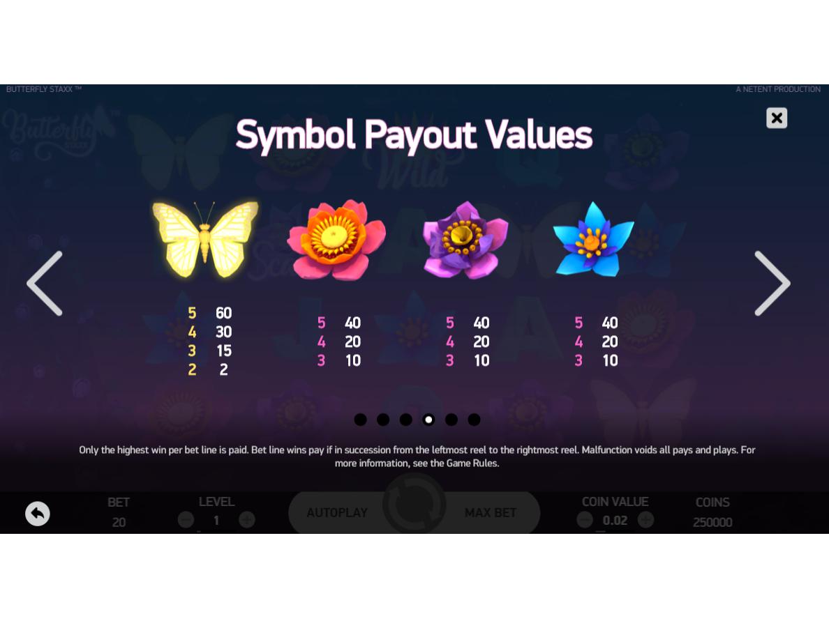 Butterfly Staxx online gratis