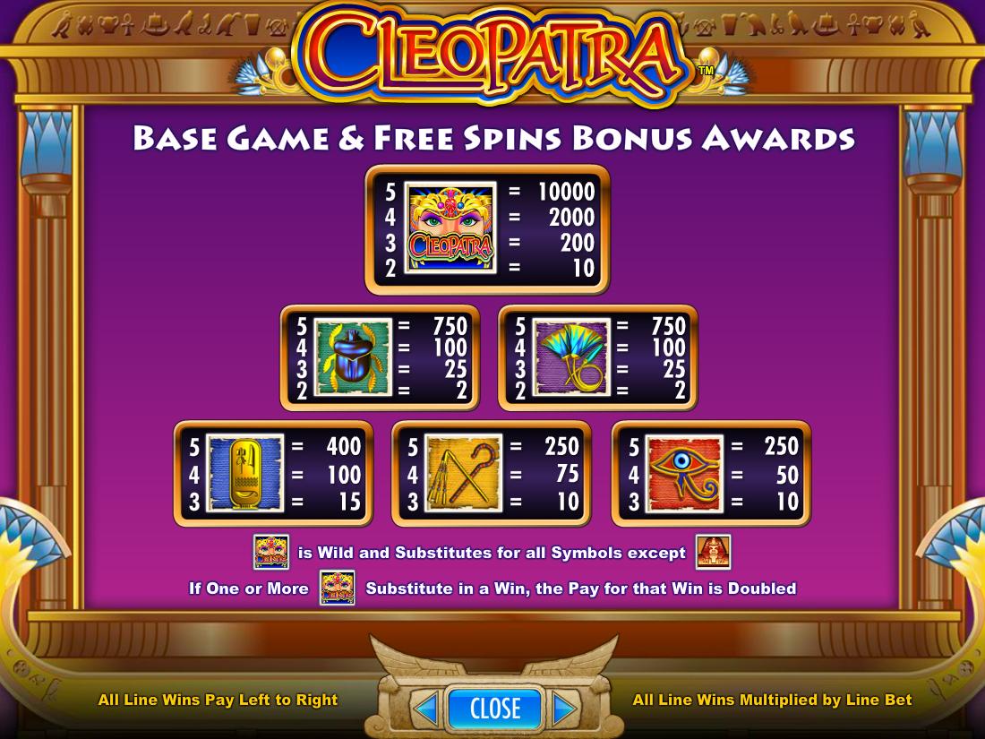 Cleopatra online gratis