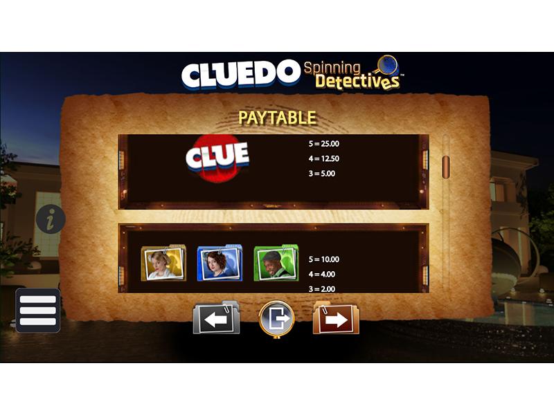 Cluedo: Spinning Detectives online gratis