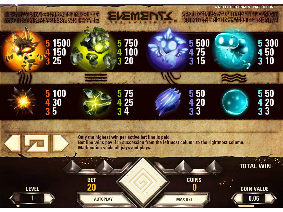 Elements: The Awakening online kostenlos
