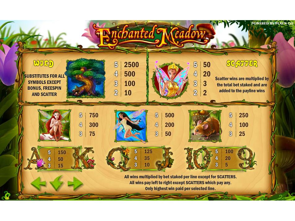 Enchanted Meadow online gratis