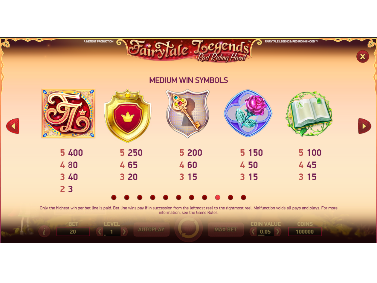 Fairytale Legends: Red Riding Hood online kostenlos