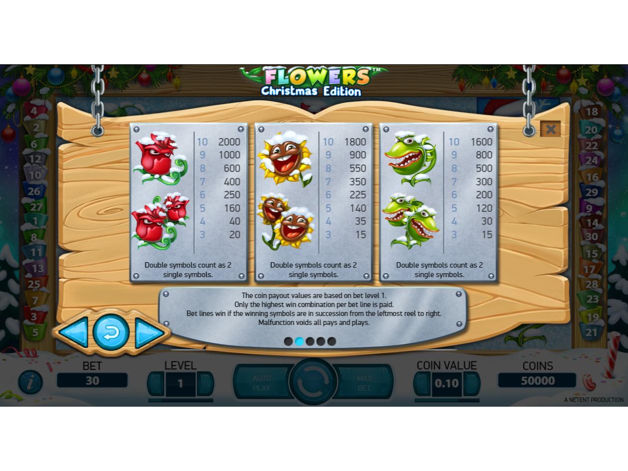 Flowers Christmas Edition online kostenlos