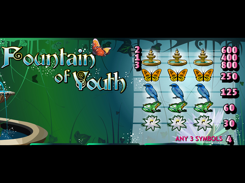 Fountain of Youth online gratis