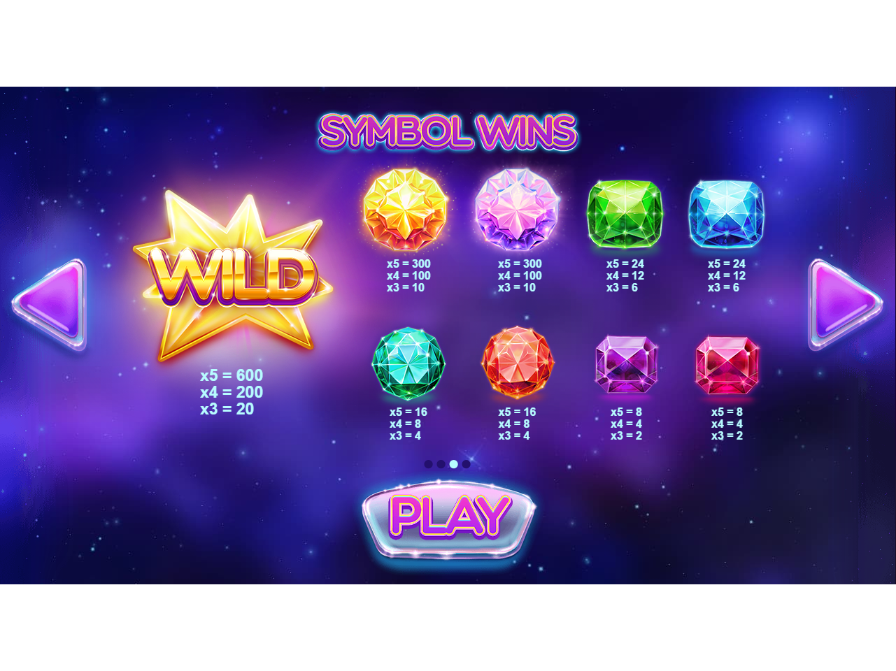 Gems Gone Wild online kostenlos
