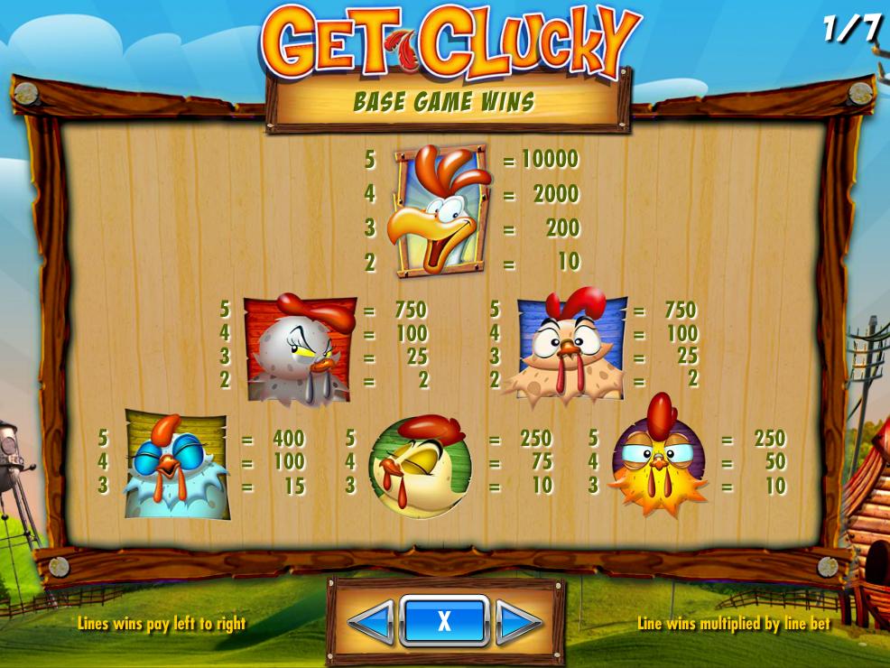 Get Clucky online gratis