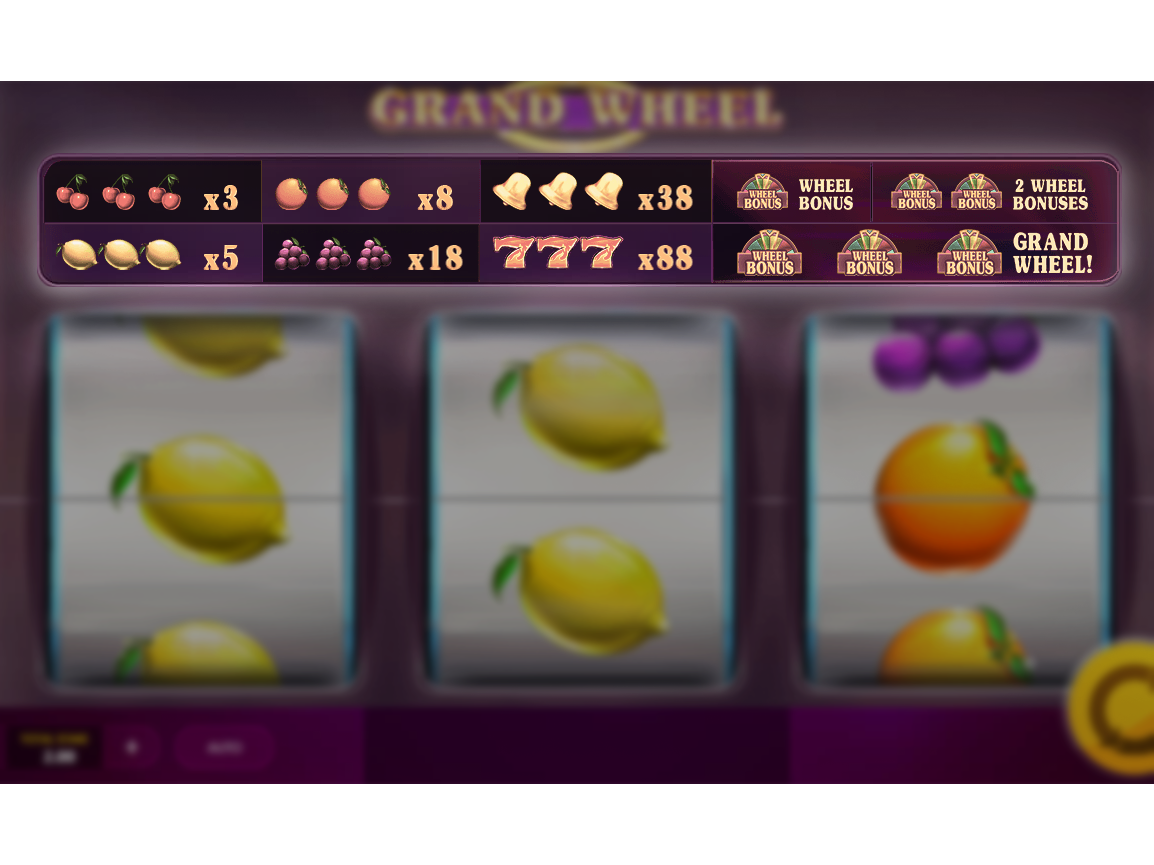 Grand Wheel online gratis