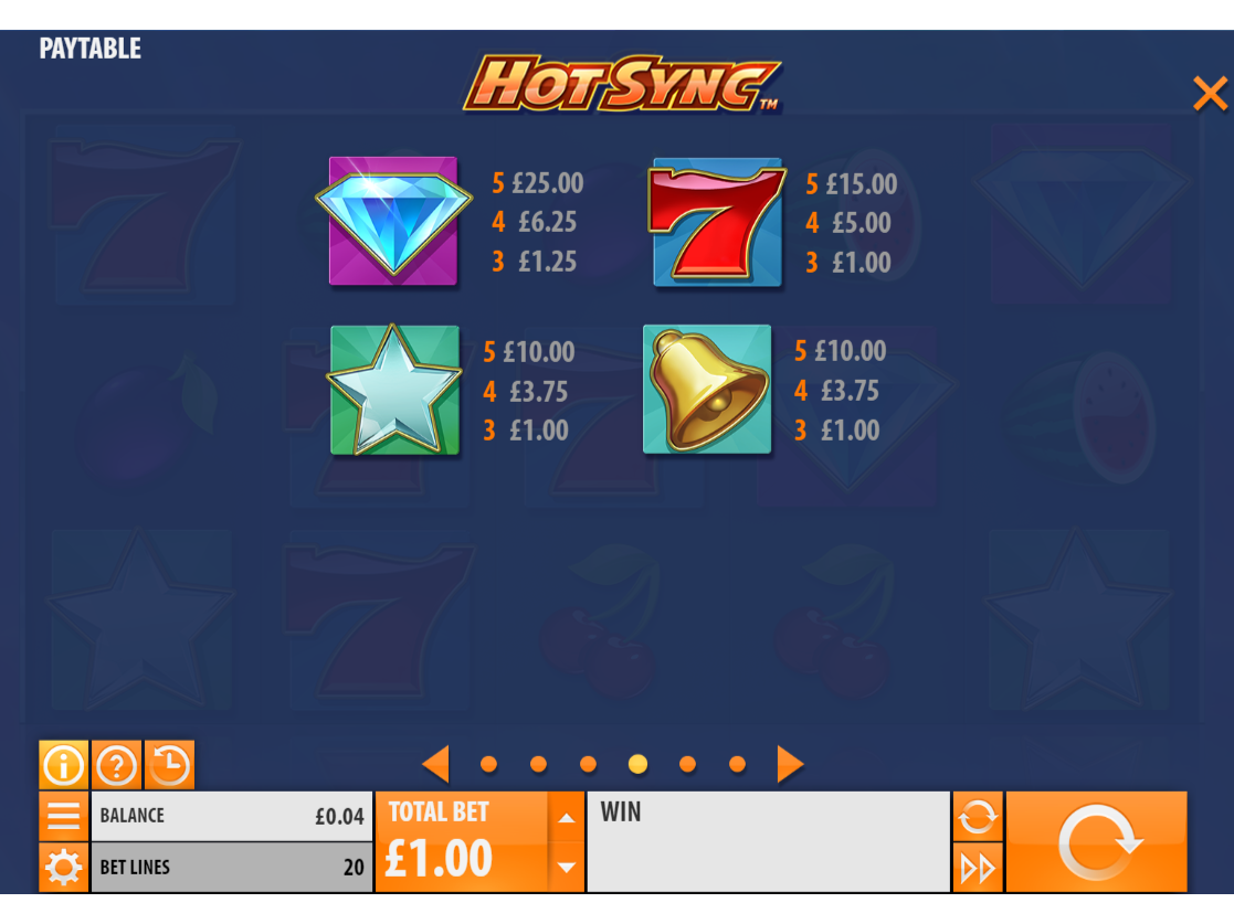 Hot Sync online free