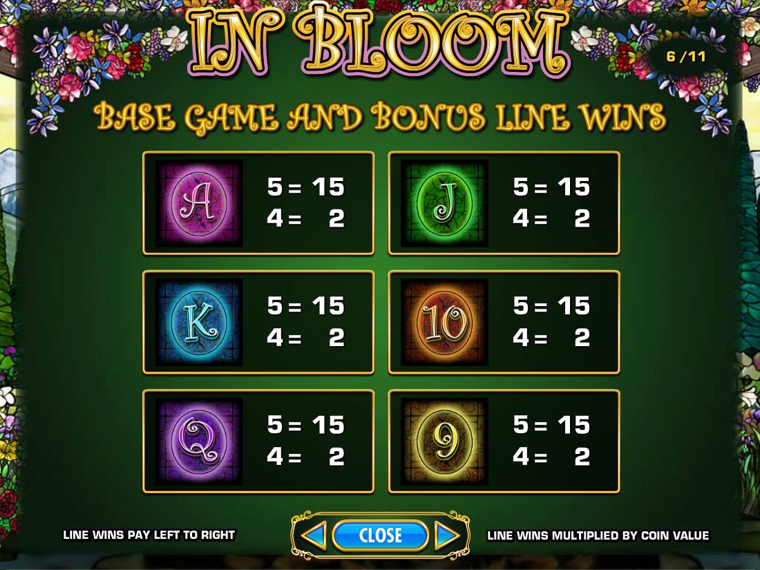 In Bloom online gratis