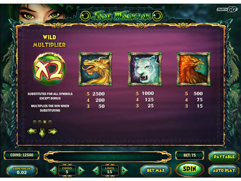 Jade Magician online gratis