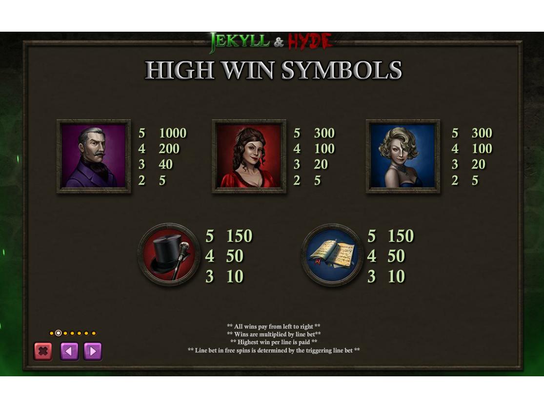 Jekyll & Hyde online gratis