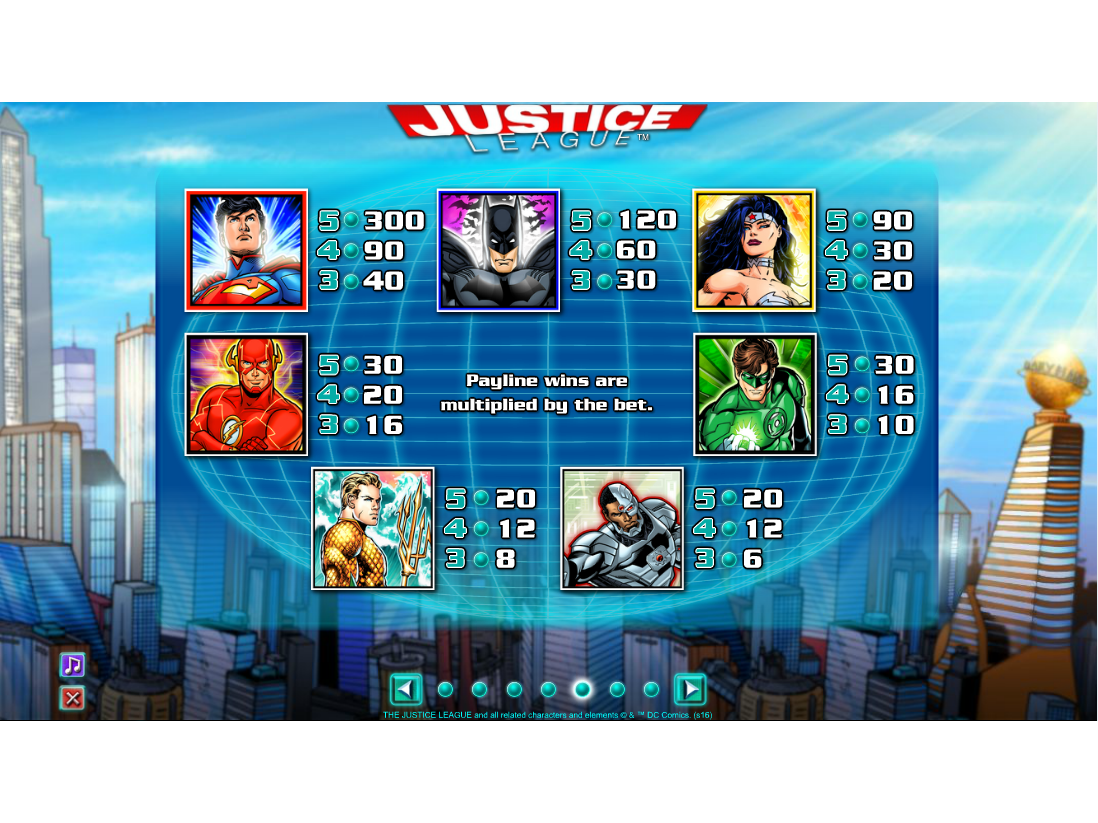 Justice League online gratis