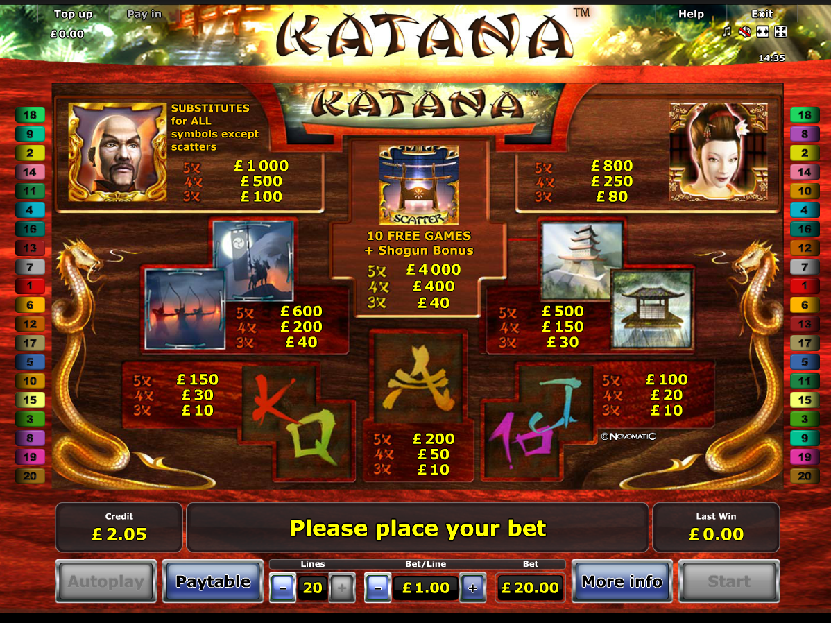 Katana online free