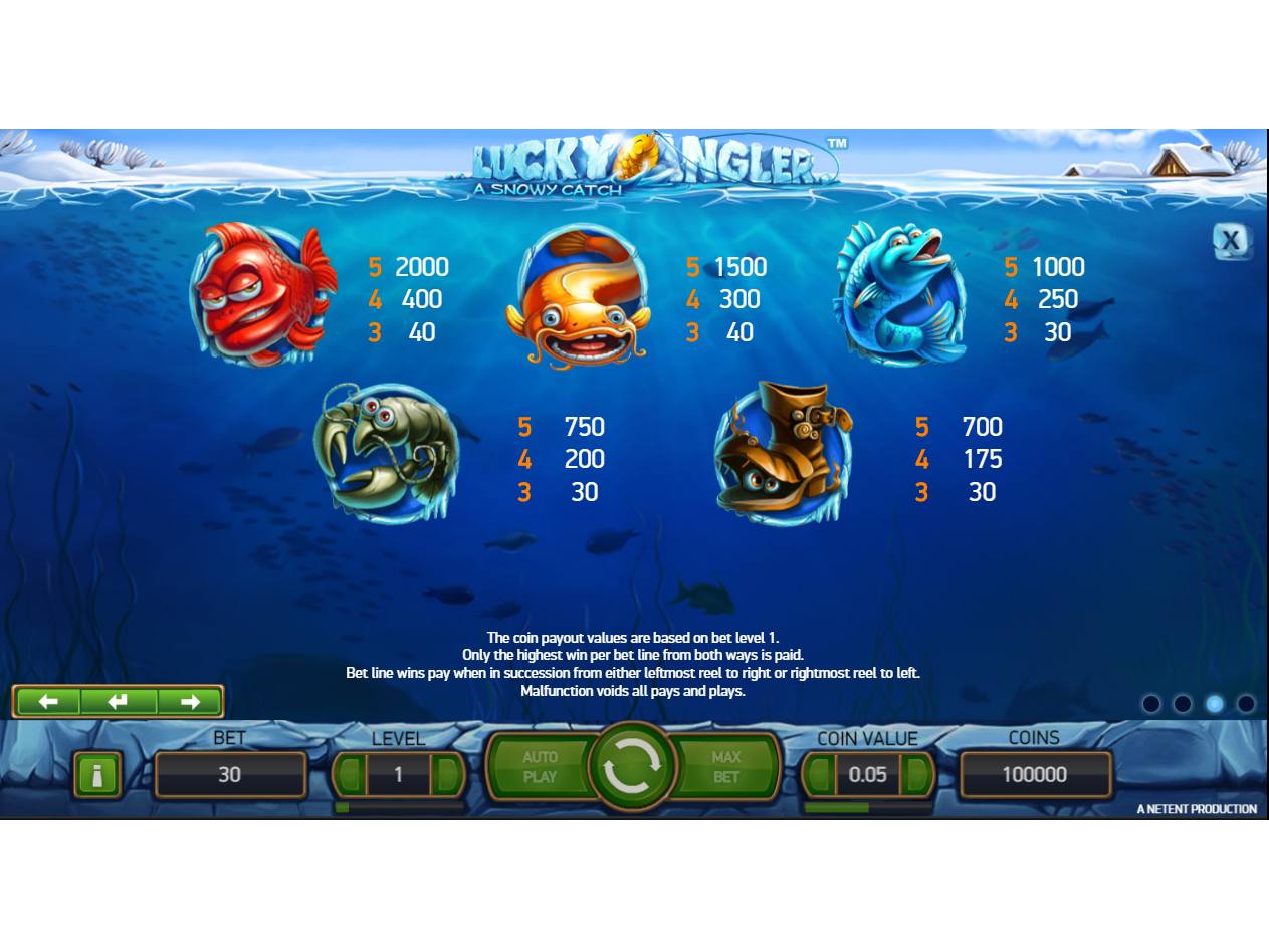 Lucky Angler online kostenlos