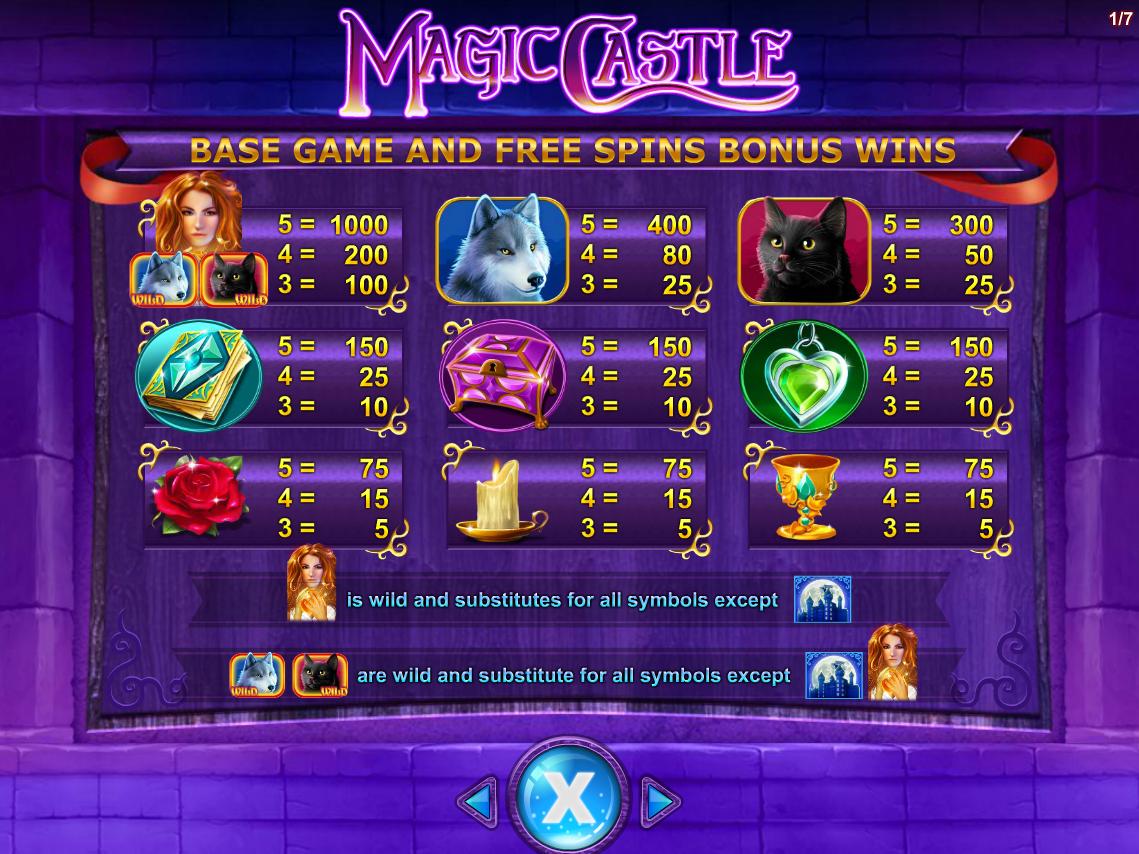 Magic Castle online gratis
