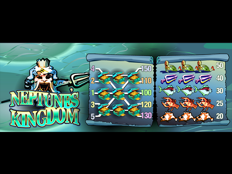 Neptune's Kingdom online gratis