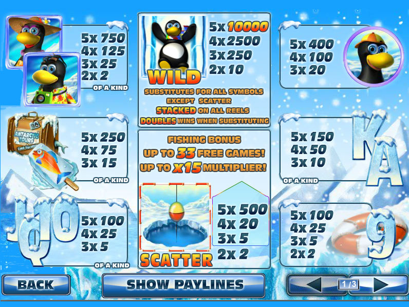 Penguin Vacation online free