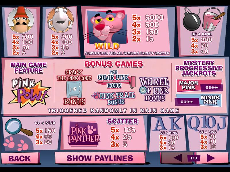 Pink Panther online free