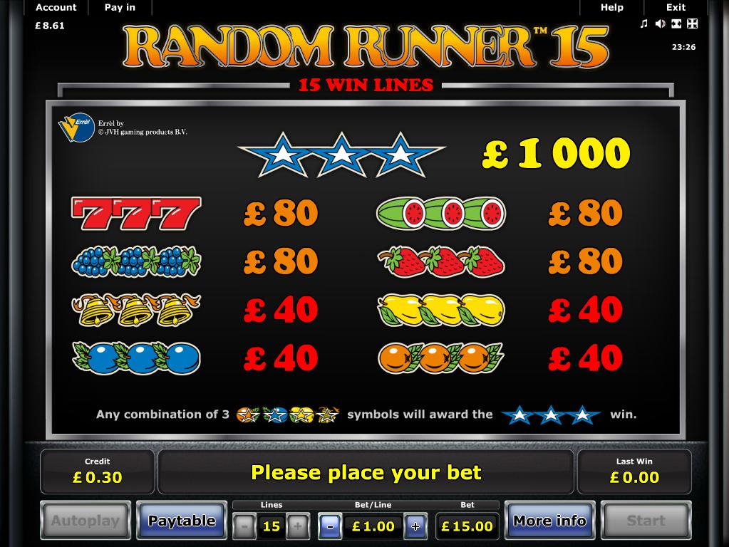 Random Runner 15 online free