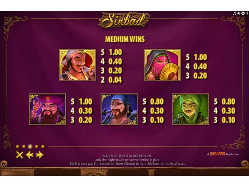 Sinbad online kostenlos