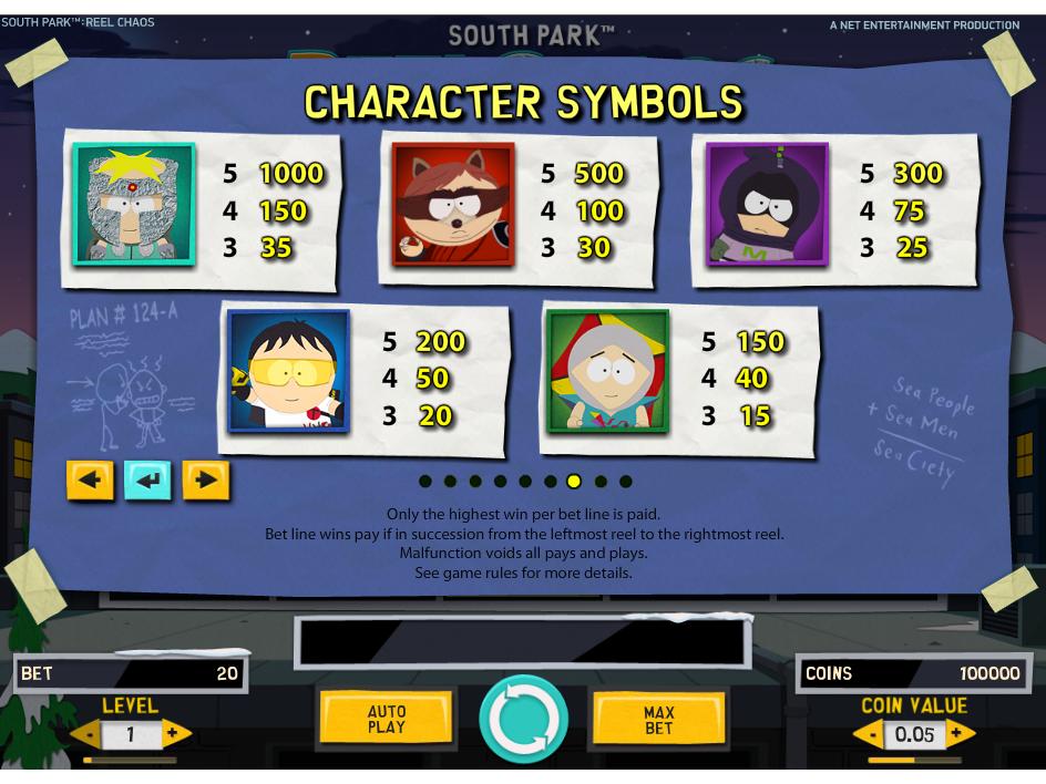 South Park: Reel Chaos online kostenlos