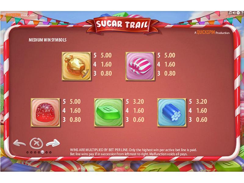 Sugar Trail online free